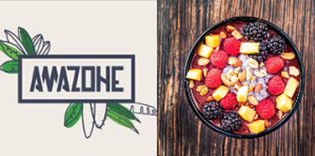 Buy 1 small acai bowl get 1 small acai bowl free at Amazone Cafe image #1