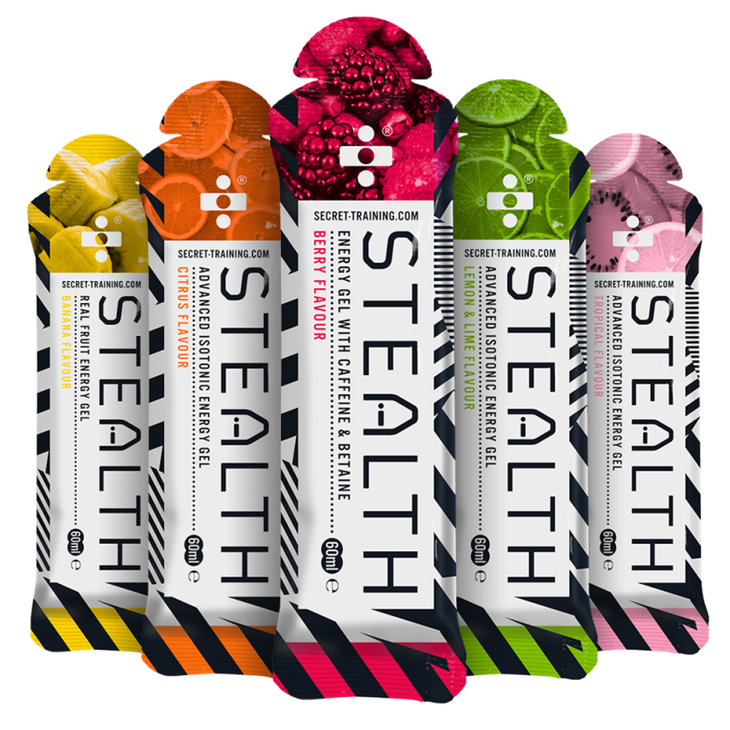 Win a month's supply of STEALTH nutrition image #1