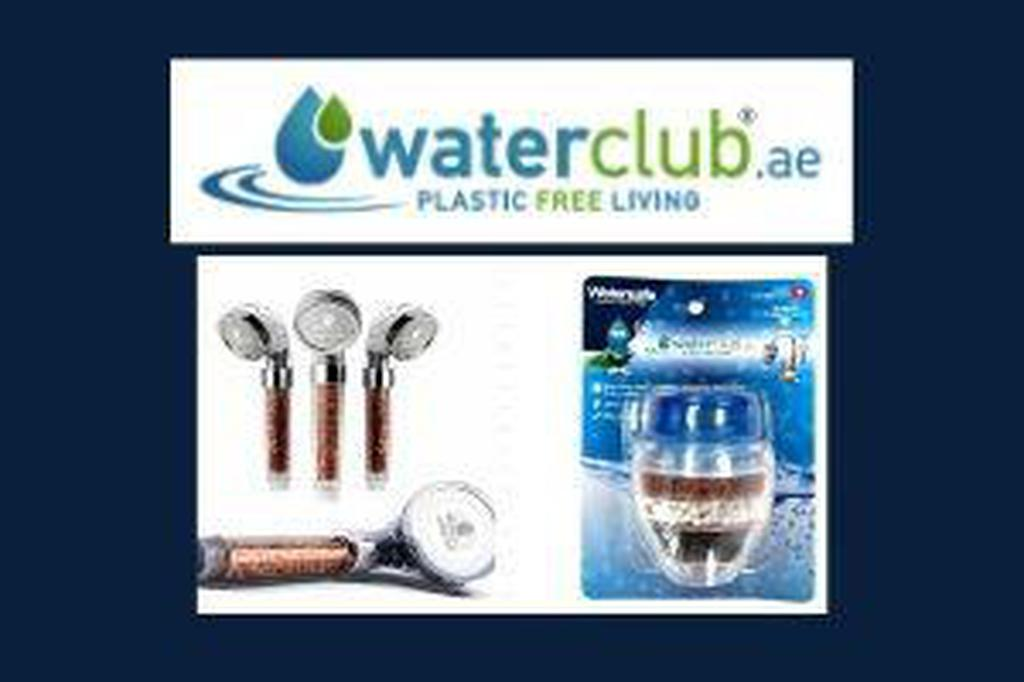 Free shower filter and faucet filter from Water Club image #1