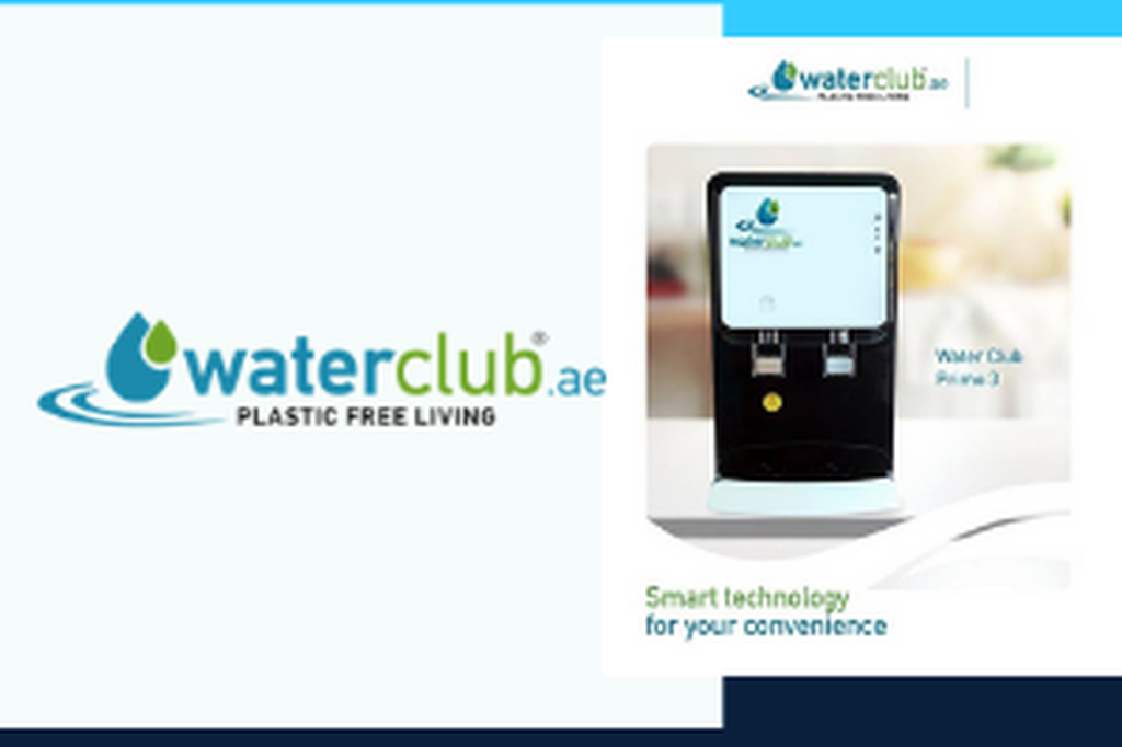 Win a water filter from WaterClub worth AED 2,000 image #1