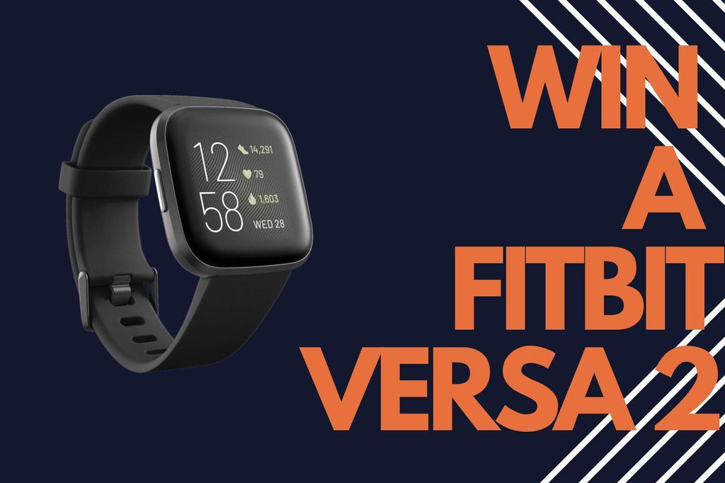 Win a Fitbit Versa 2 image #1