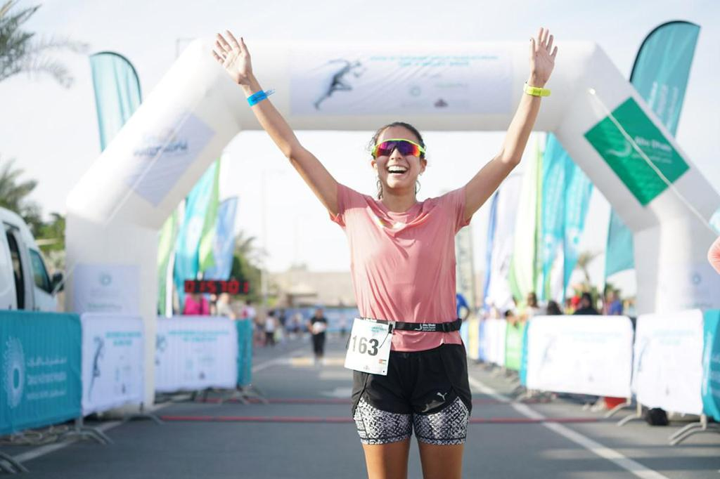 Win a 2020 Striders Half Marathon Race Package image #1