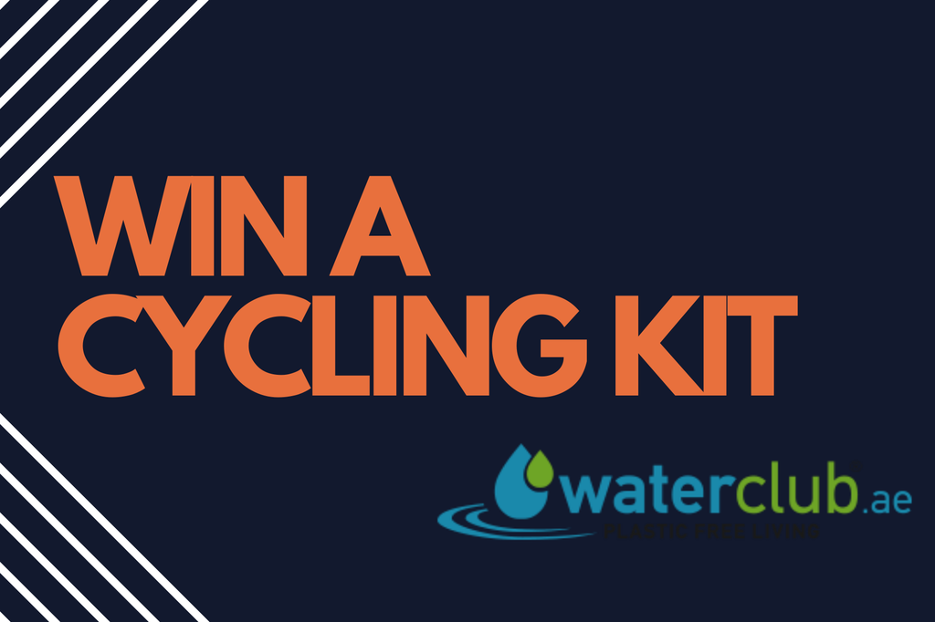 Win a cycling kit from WaterClub image #1
