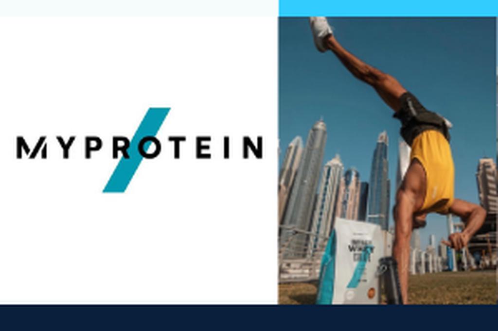 10% off Myprotein  image #1