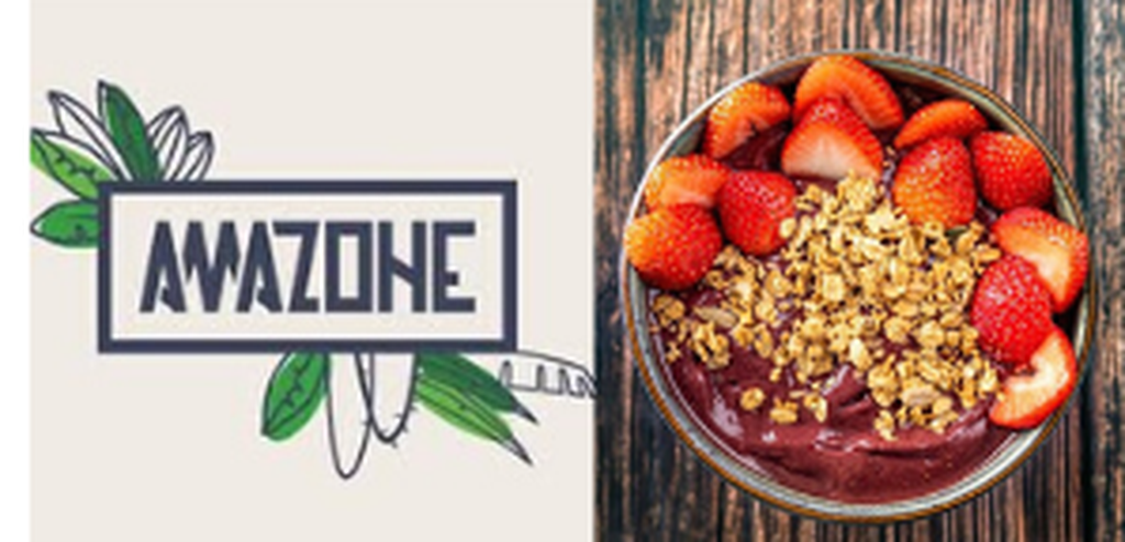 Buy 1 medium acai bowl get 1 medium acai bowl free at Amazone Cafe image #1