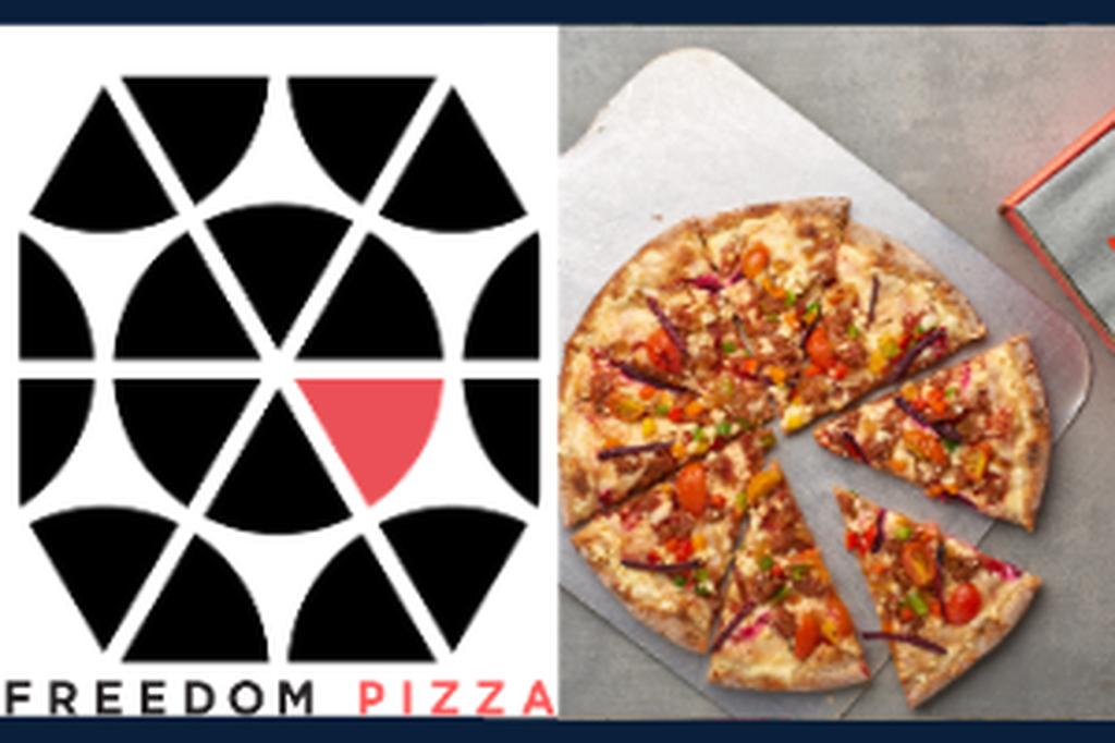 2 for 1 Medium Pizzas from Freedom Pizza - Dubai & Abu Dhabi image #1