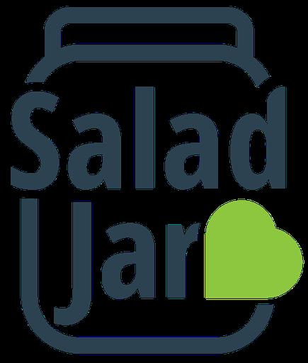 Salad Jar